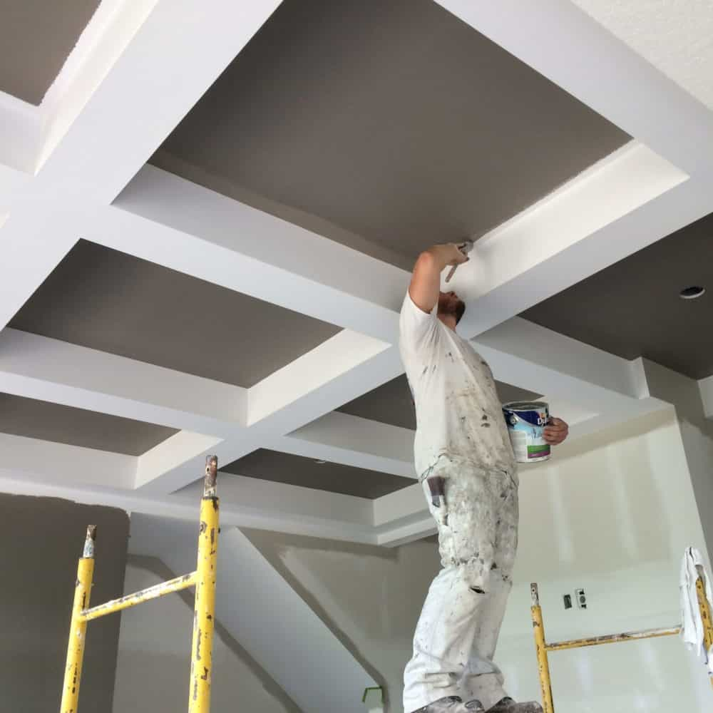 Interior Ceiling Painting Services